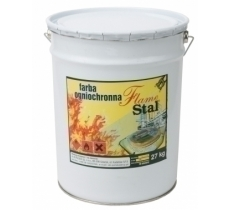 FLAME STAL Fire Proof Solvent farba ogniochronna, opak. 20l