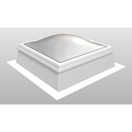 Niewiarygodnie Świetlik kopułkowy stały / Świetliki i wyłazy dachowe BI84